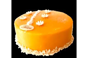 Tort Mango și Fructul Pasiunii